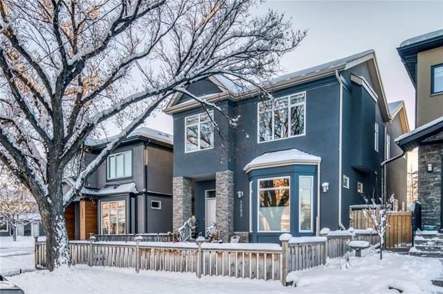 1203 Renfrew Drive NE, Calgary, AB T2E 5J3 (#C4277640) :: Canmore & Banff