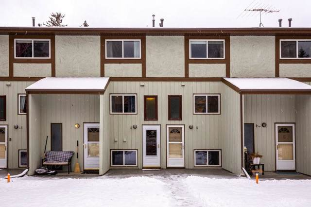 630 3rd Street #3, Canmore, AB T1W 2J5 (#C4277643) :: The Cliff Stevenson Group