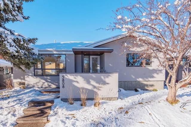 5808 Londonderry Crescent SW, Calgary, AB T3E 5X6 (#C4277653) :: Virtu Real Estate