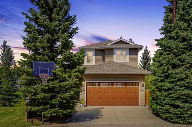 208 Macewan Ridge Close NW, Calgary, AB T3K 3A7 (#C4277663) :: Redline Real Estate Group Inc