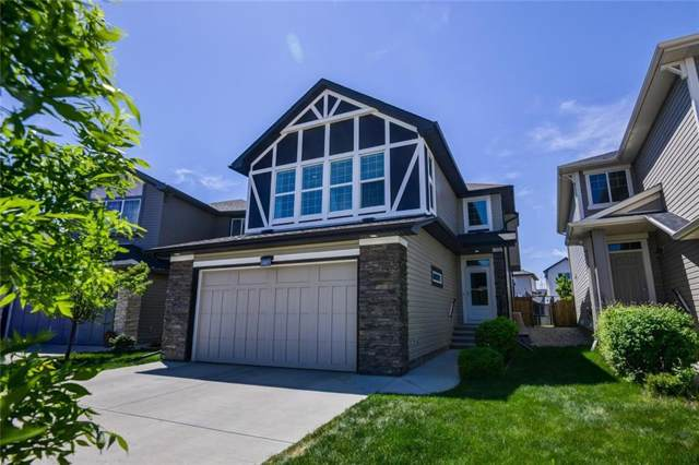 1005 Brightoncrest Common SE, Calgary, AB T2Z 1A5 (#C4277672) :: Canmore & Banff