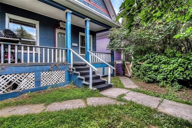 918 2 Avenue NW, Calgary, AB T2M 0E6 (#C4277684) :: Calgary Homefinders