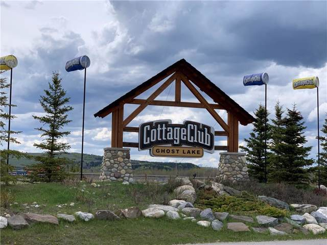 216 Cottageclub Crescent, Rural Rocky View County, AB T4C 1C3 (#C4277690) :: Redline Real Estate Group Inc
