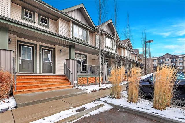 121 Copperpond Common SE #507, Calgary, AB T2Z 5B6 (#C4277696) :: Redline Real Estate Group Inc