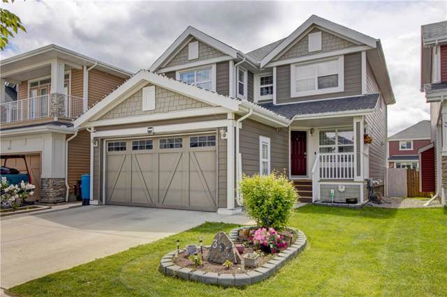 397 River Heights Drive, Cochrane, AB T4C 0H8 (#C4277711) :: The Cliff Stevenson Group