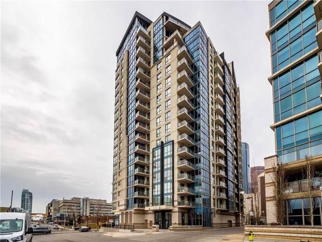 325 3 Street SE #1704, Calgary, AB T2G 0T9 (#C4277717) :: Redline Real Estate Group Inc
