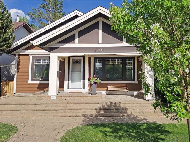 3212 14 Street SW, Calgary, AB T2T 3V9 (#C4277720) :: Calgary Homefinders