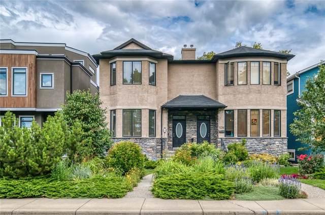 538 21 Avenue NW, Calgary, AB T2M 1J7 (#C4277727) :: The Cliff Stevenson Group