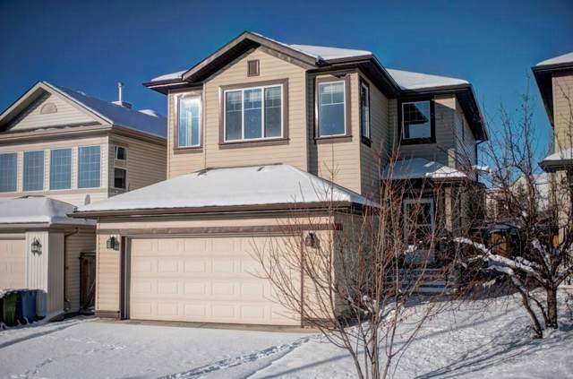 406 Tuscany Drive NW, Calgary, AB T3L 0B7 (#C4277747) :: The Cliff Stevenson Group