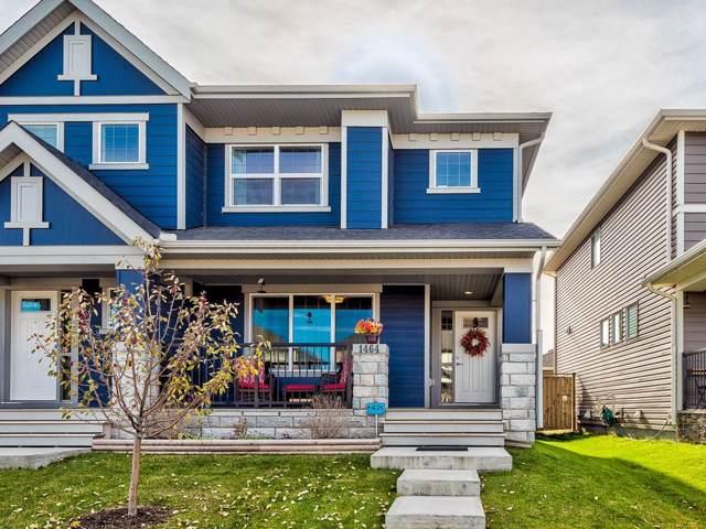 1464 Legacy Circle SE, Calgary, AB T2X 2J4 (#C4277755) :: Canmore & Banff