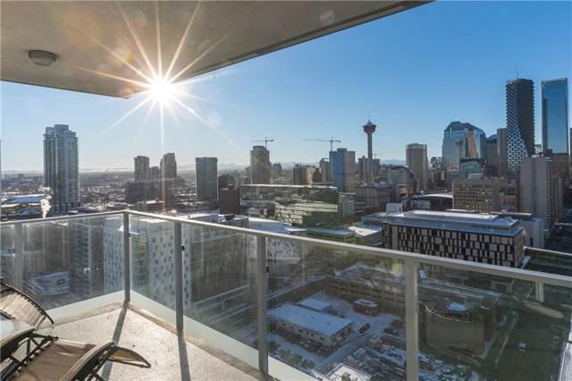 510 6 Avenue SE #2508, Calgary, AB T2G 1L7 (#C4277762) :: Redline Real Estate Group Inc