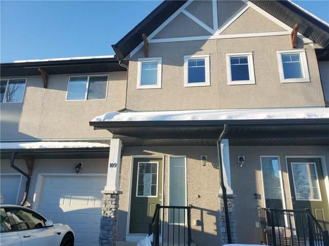 109 Cimarron Vista Garden(S), Okotoks, AB T1S 0G4 (#C4277764) :: Redline Real Estate Group Inc