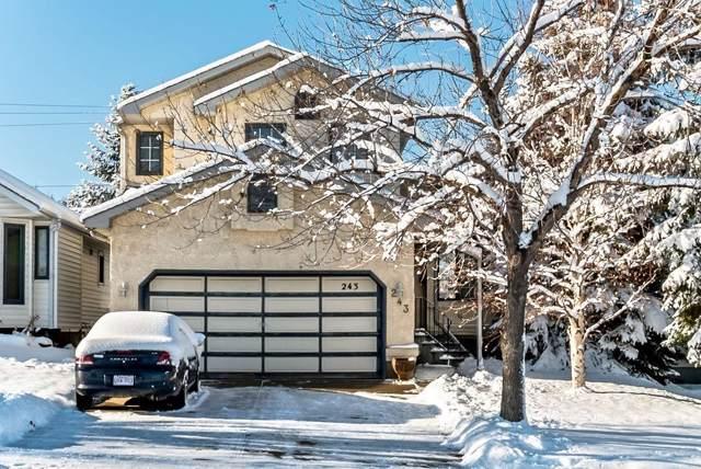 243 Macewan Drive NW, Calgary, AB T3K 3Z8 (#C4277775) :: Redline Real Estate Group Inc
