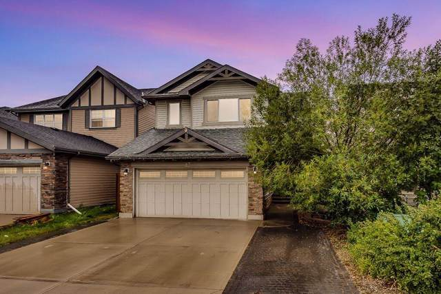 87 Kingsland Heights SE, Airdrie, AB T4A 0A3 (#C4277797) :: The Cliff Stevenson Group