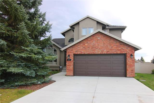 87 Edgeview Heights NW, Calgary, AB T3A 4W8 (#C4277810) :: Redline Real Estate Group Inc