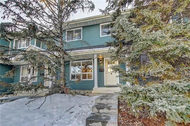 215 Queenston Heights SE, Calgary, AB T2J 6N8 (#C4277840) :: Virtu Real Estate