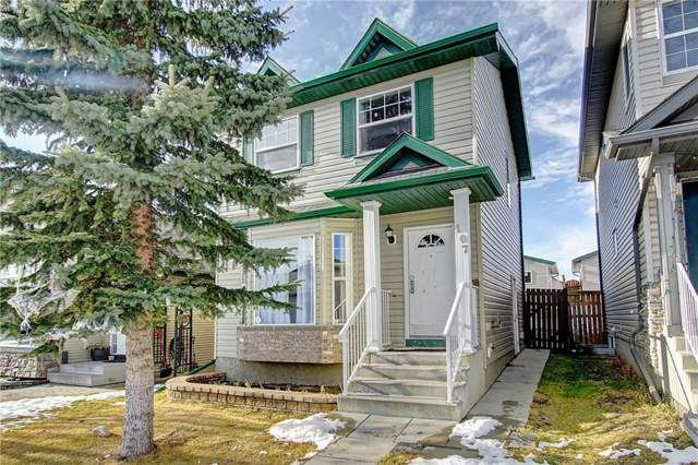 107 Taravista Street NE, Calgary, AB T3J 4S3 (#C4277844) :: Canmore & Banff