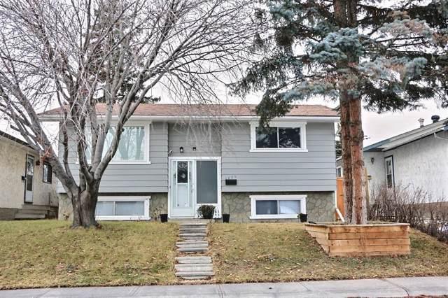 1455 42 Street NE, Calgary, AB T2A 3L3 (#C4277854) :: The Cliff Stevenson Group