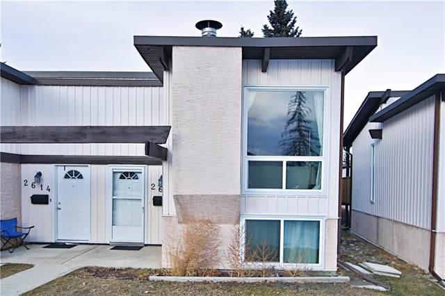 2612 Oakmoor Drive SW, Calgary, AB T2V 4E3 (#C4277872) :: Canmore & Banff