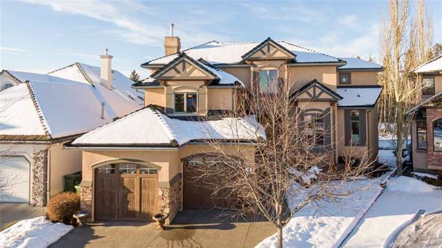 218 Evergreen Mews SW, Calgary, AB T2Y 3T9 (#C4277876) :: Redline Real Estate Group Inc