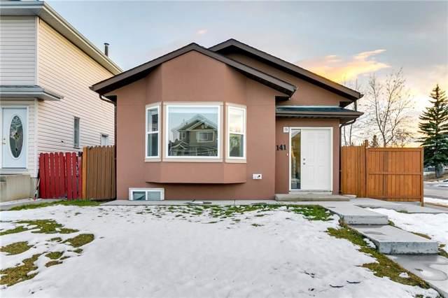 141 Taradale Drive NE, Calgary, AB T3J 5G3 (#C4277893) :: Canmore & Banff