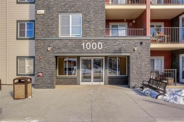 81 Legacy Boulevard SE #1235, Calgary, AB T2X 2B9 (#C4277896) :: Canmore & Banff