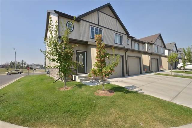 41 Copperpond Landing SE, Calgary, AB T2Z 1G6 (#C4277910) :: Redline Real Estate Group Inc