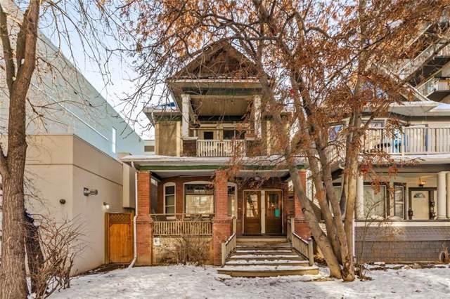 1209 13 Avenue SW, Calgary, AB T3C 0T2 (#C4277929) :: Calgary Homefinders
