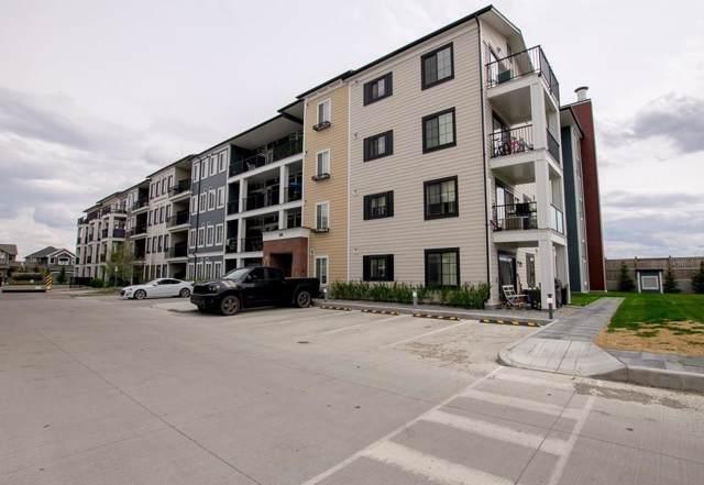 215 Legacy Boulevard SE #2317, Calgary, AB T2X 3Z6 (#C4277935) :: Canmore & Banff