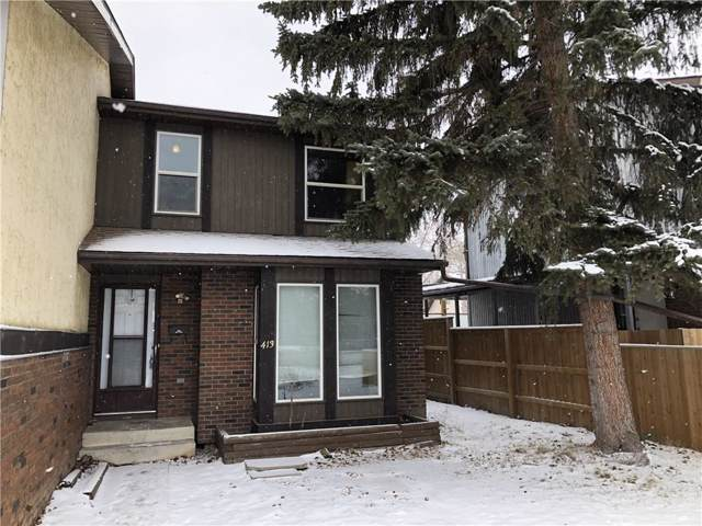 413 Templeview Drive NE, Calgary, AB T1Y 4L1 (#C4277942) :: Canmore & Banff