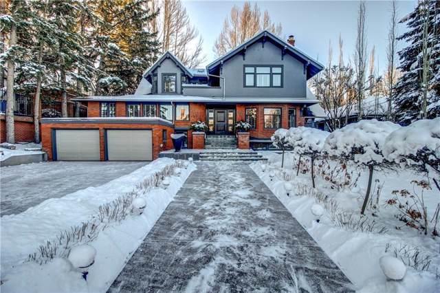 1211 Colborne Crescent SW, Calgary, AB T2T 0R2 (#C4277944) :: Calgary Homefinders