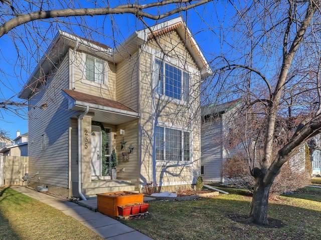 235 Covington Road NE, Calgary, AB T3K 4G1 (#C4277954) :: The Cliff Stevenson Group