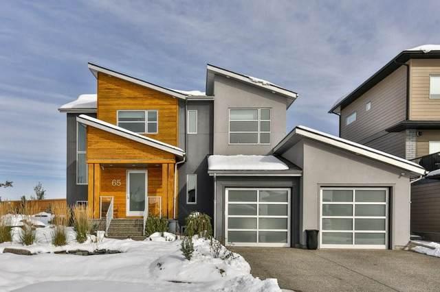 65 Rockhaven Green NW, Calgary, AB T3G 0C5 (#C4277974) :: Redline Real Estate Group Inc