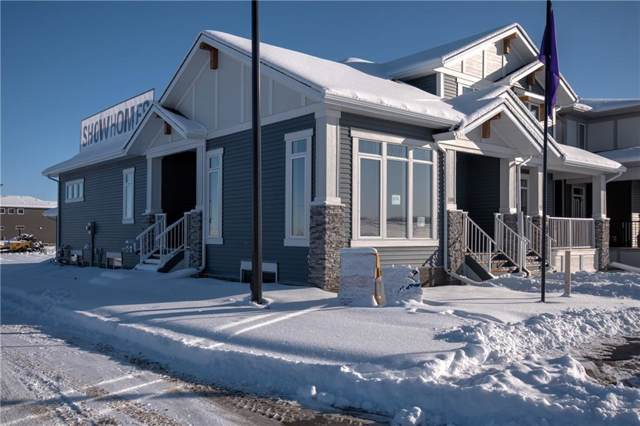 108 Creekside Drive SW, Calgary, AB T2X 4A8 (#C4277984) :: Redline Real Estate Group Inc