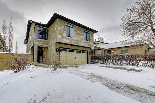 59 Coach Gate Way SW, Calgary, AB T3H 1L7 (#C4278005) :: Canmore & Banff