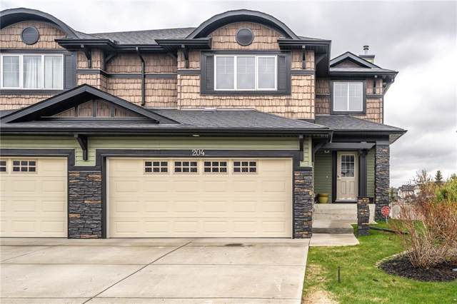 204 Springmere Grove, Chestermere, AB T1X 0B5 (#C4278019) :: Redline Real Estate Group Inc