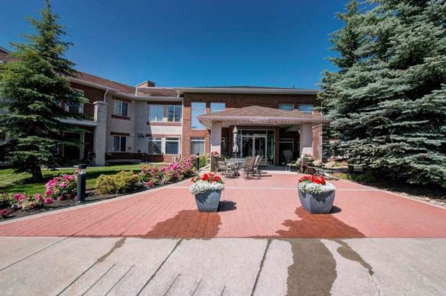 550 Prominence Rise SW #129, Calgary, AB T3H 5J1 (#C4278033) :: Redline Real Estate Group Inc