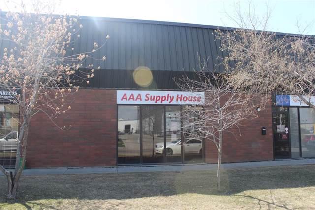 2235 30 Avenue NE #3, Calgary, AB T2E 7C7 (#C4278034) :: Redline Real Estate Group Inc