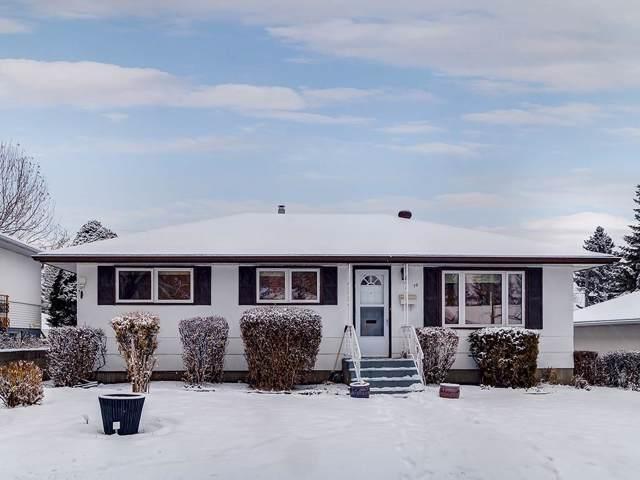 10 Cheltenham Road NW, Calgary, AB T2L 0M3 (#C4278048) :: Calgary Homefinders