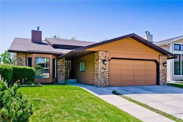 120 Tucker Road SE, Airdrie, AB T4A 1T1 (#C4278061) :: Virtu Real Estate