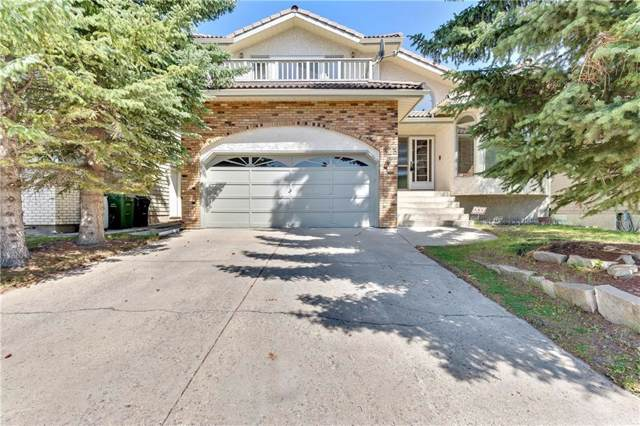 323 Edenwold Drive NW, Calgary, AB T3A 3X9 (#C4278064) :: Redline Real Estate Group Inc
