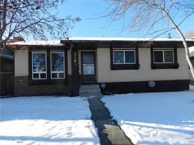 3603 64 Street NE, Calgary, AB T1Y 3T1 (#C4278073) :: Canmore & Banff