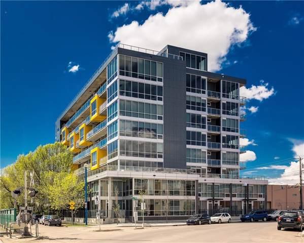 235 9A Street NW #308, Calgary, AB T2N 4H7 (#C4278077) :: Redline Real Estate Group Inc