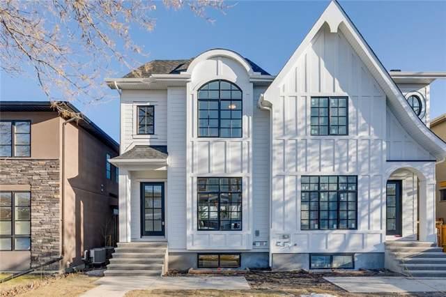 3808 17 Street SW, Calgary, AB T2T 4N9 (#C4278082) :: Canmore & Banff