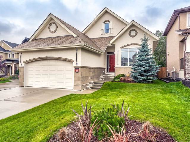 15 Tuscany Estates Close NW, Calgary, AB T3L 0B4 (#C4278083) :: The Cliff Stevenson Group