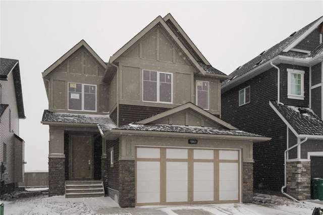 182 Coopersfield Way SW, Airdrie, AB T4B 4K7 (#C4278088) :: Canmore & Banff