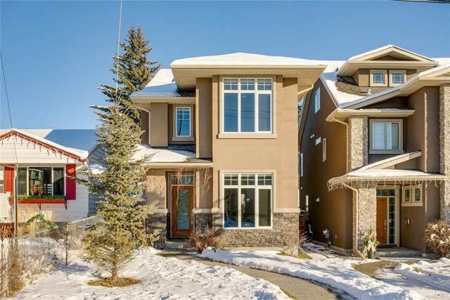 3914 19 Street SW, Calgary, AB T2T 4X9 (#C4278092) :: Canmore & Banff