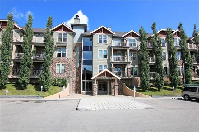 205 Sunset Drive #315, Cochrane, AB T4C 0H6 (#C4278095) :: Canmore & Banff