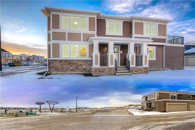 13 Carrington Way NW, Calgary, AB T3P 0Y9 (#C4278107) :: Redline Real Estate Group Inc