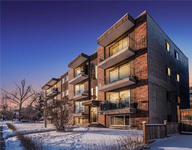 1817 16 Street SW #405, Calgary, AB T2T 4E3 (#C4278116) :: Redline Real Estate Group Inc